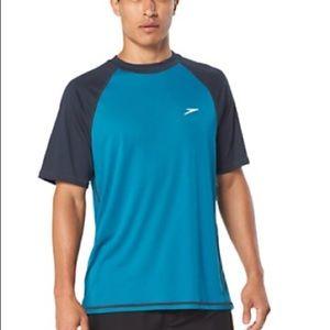 Speedo Easy Short Sleeve Swim Shirt